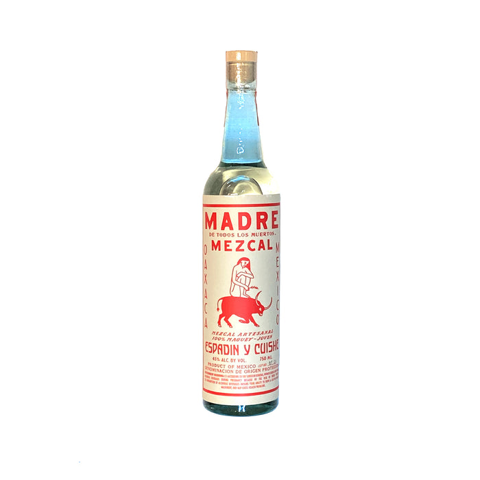 Madre Mezcal Espadin y Cuishe