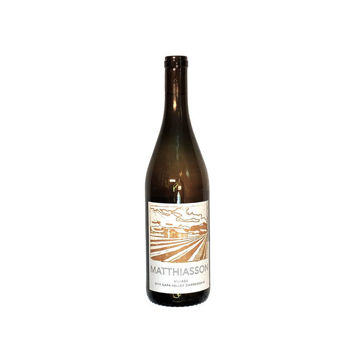 Matthiasson Village Chardonnay No.1, Napa Valley, California 2019