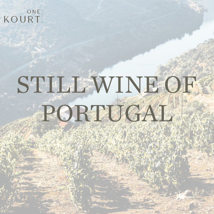 Session 4 - Still Wines of Portugal - March 19th