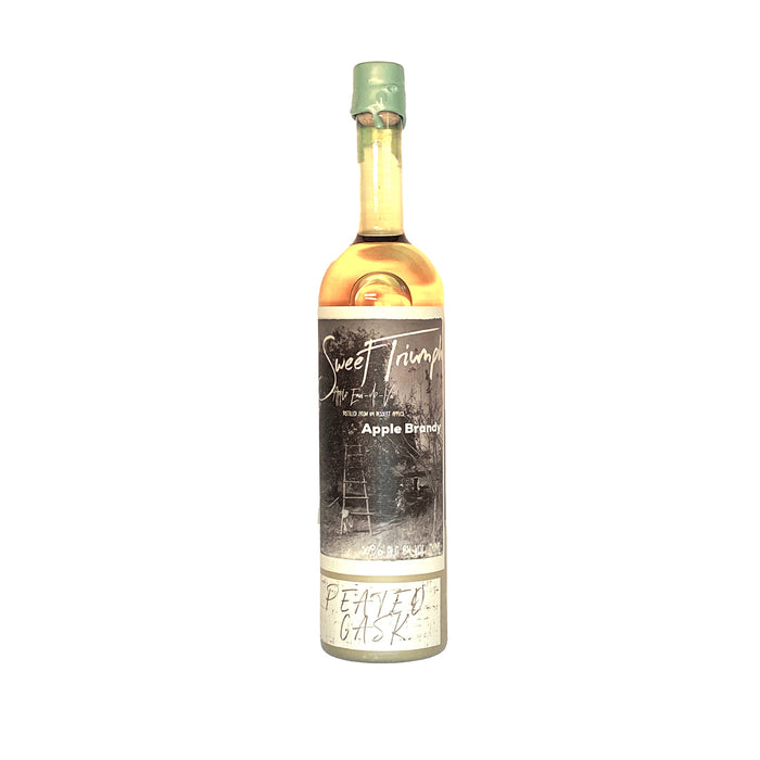 Sweet Triumph Peated Cask Apple Brandy by Matchbook Distilling Co., New York
