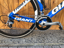 Load image into Gallery viewer, GIANT TRINITY  PRE-OWNED MEDIUM TRIATHLON BIKE - Sportopia Cycles