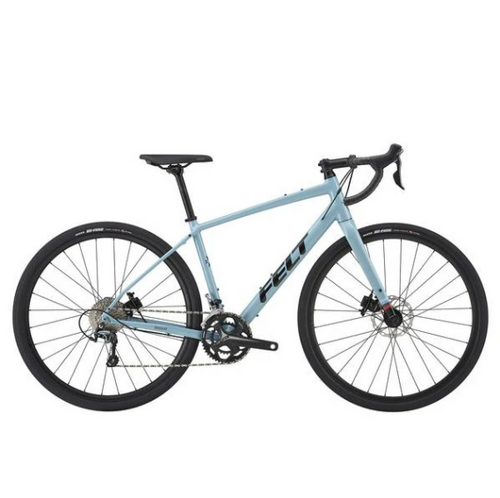 2019 FELT BROAM 40 MIST BLUE / BLACK GRAVEL BIKE - Sportopia Cycles