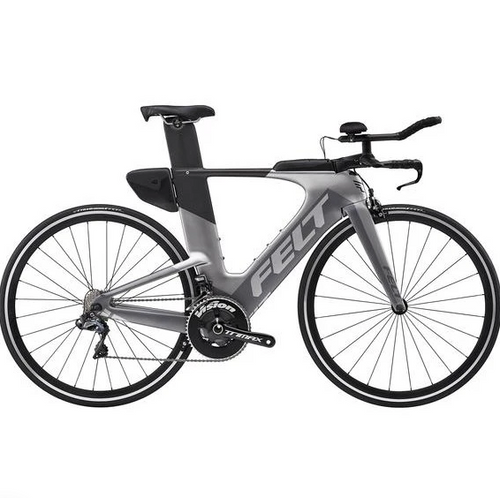 2019 FELT IA10  MATT TEXTREME PEWTER/CHARCOAL - Sportopia Cycles