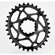 ABSOLUTE BLACK OVAL 30T SRAM DIRECT MOUNT CHAINRING - Sportopia Cycles