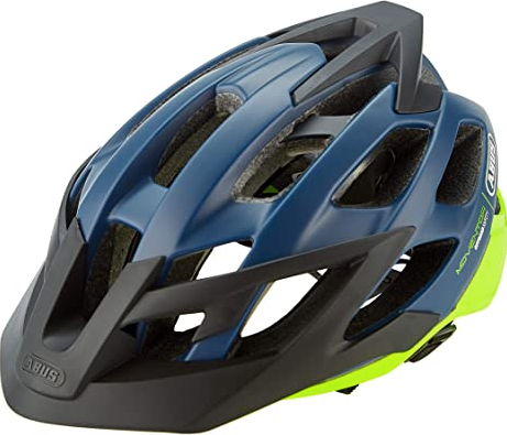 ABUS - MOVENTOR MIDNIGHT BLUELARGE HELMET - Sportopia Cycles