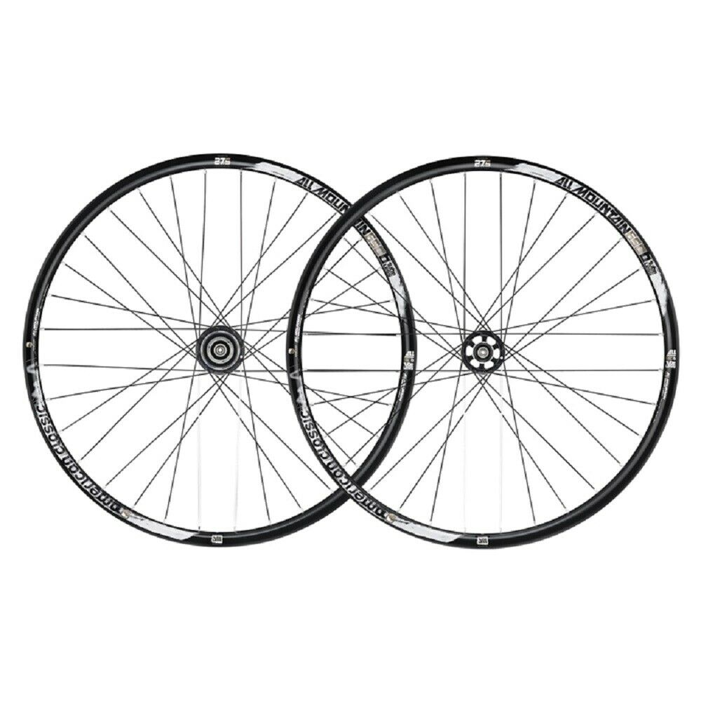 AMERICAN CLASSIC ALL TERRA 650B WHEELSET WITH SRAM XD DRIVER - Sportopia Cycles