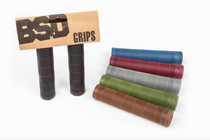 BSD FLANGLESS BMX  GRIPS - Sportopia Cycles
