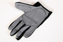 Load image into Gallery viewer, CYCLOGEL BLACK GEL PADDED LONG FINGERED GLOVES SIZE M - Sportopia Cycles