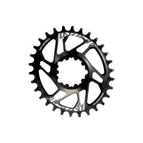 OVAL PULSE/SRAM COMPATIBLE DIRECT MOUNT CHAINRING 30T- NON BOOST - Sportopia Cycles