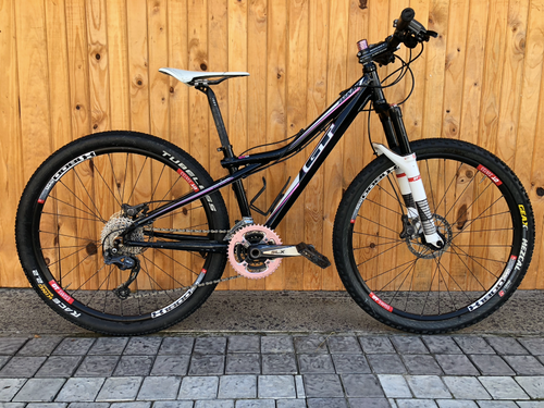 GT ZASKAR LADIES XS PRE-OWNED MTB BICYCLE - Sportopia Cycles