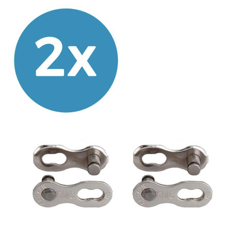 KMC 10 SPEED QUICK LINK ( 2PACK) - Sportopia Cycles