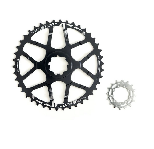 LYNE COMPONENTS - 42T CASSETTE EXPANDER+ 16T RING - Sportopia Cycles