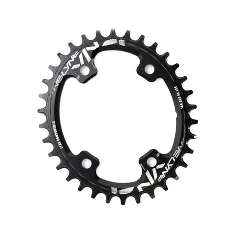 LYNE COMPONENTS - 96 BCD OVAL 34T  CHAINRING - Sportopia Cycles