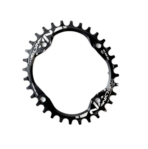 LYNE COMPONENTS - 104 BCD OVAL 32T CHAINRING - Sportopia Cycles