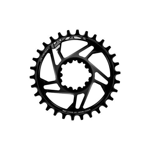 LYNE COMPONENTS PULSE/SRAM COMPATIBLE DIRECT MOUNT CHAINRING 30T-BOOST - Sportopia Cycles