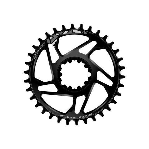 LYNE COMPONENTS PULSE/SRAM COMPATIBLE DIRECT MOUNT CHAINRING 34T BOOST - Sportopia Cycles