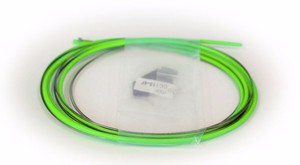 LYNE SHIFTER/DROPPER CABLE SET - LUMO GREEN - Sportopia Cycles