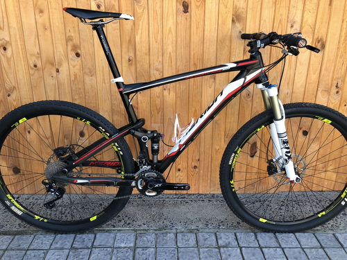 MERIDA BIG NINE 3000 FULL CARBON XL 29ER MTB ( PRE OWNED) - Sportopia Cycles