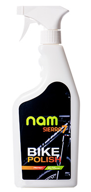 NAMGEAR BIKE POLISH 500ML ( CARBON FRIENDLY ) - Sportopia Cycles