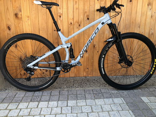 NORCO FLUID 9 LARGE 29er PRE-OWNED MTB