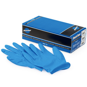PARKTOOL - NITRILE MECHANCS GLOVES 100'S - Sportopia Cycles