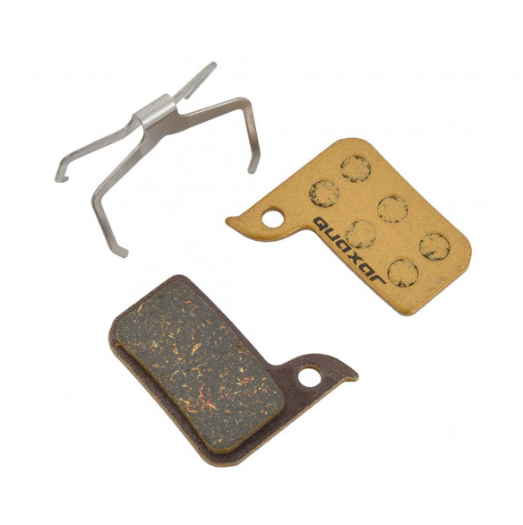 QUAXAR - MATRIX SRAM AVID LEVEL ULTIMATE / TLM / RED DISC BRAKE PAD - Sportopia Cycles