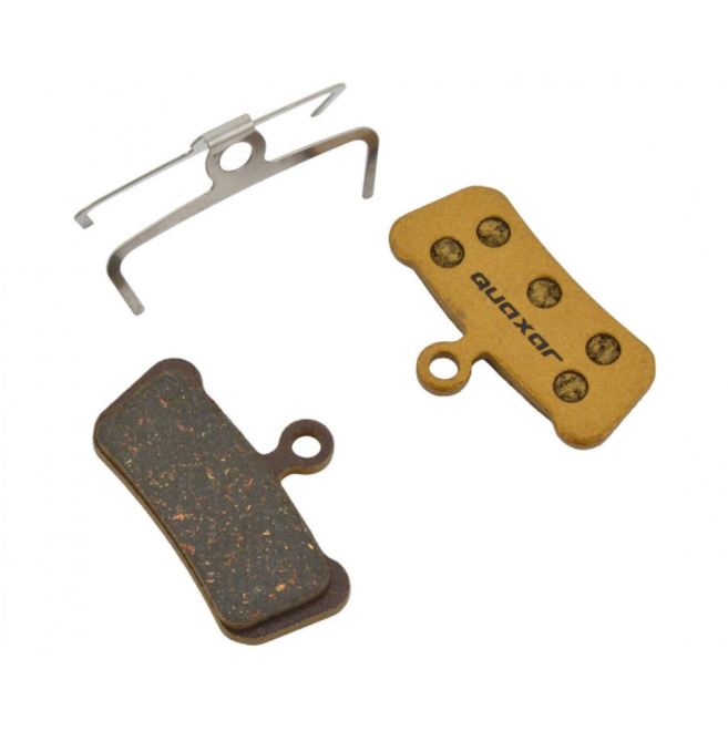 QUAXAR SEMI-METALLIC SRAM AVID TRAIL / GUIDE / G2 DISC BRAKE PAD - Sportopia Cycles