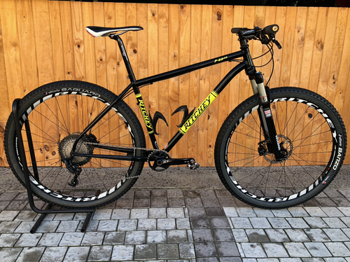 RITCHEY LARGE STEEL HARDTAIL ( COLLECTORS EDITION ) SECOND HAND 29ER MTB - Sportopia Cycles