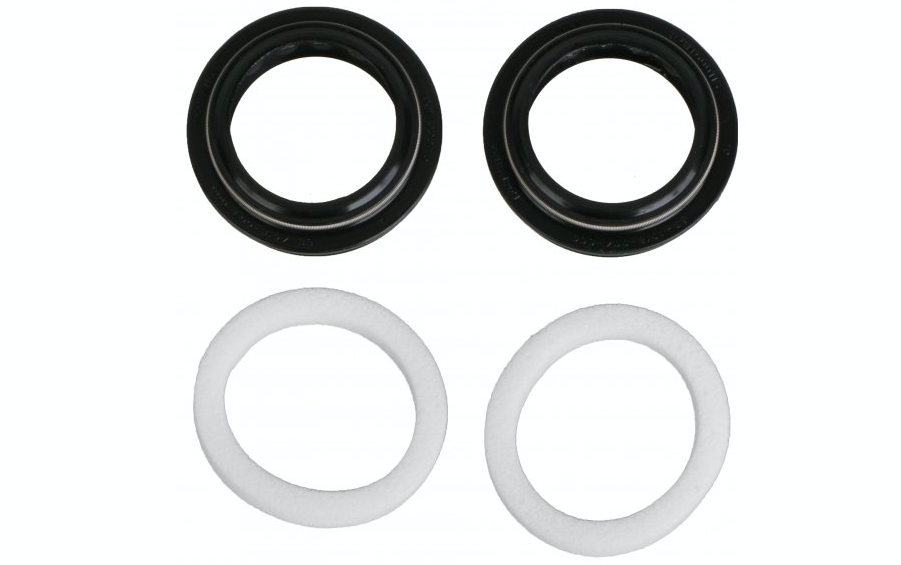 ROCKSHOX - ORIGINAL SID/REBA/TORA/RECON/REVELATION /ARGYLE 32MM LOW FRICTION DUST WIPER KITS ( FITS 2008 - CURRENT MODELS ) - Sportopia Cycles