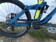 "Load image into Gallery viewer, ROCKY MOUNTAIN - MAIDEN VOYAGE DUAL SUSPENSION 26""/650B DOWNHILL MTB ( SECOND HAND) - Sportopia Cycles"