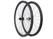 Load image into Gallery viewer, SALT CARBON GRAVEL DEEP SECTION 35MM DISC WHEELSET - Sportopia Cycles