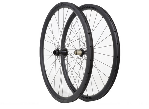 SALT CARBON GRAVEL DEEP SECTION 35MM DISC WHEELSET - Sportopia Cycles