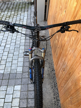 "Load image into Gallery viewer, SANTA CRUZ LARGE BLUR DUAL SUSPENSION 26"" MTB - Sportopia Cycles"