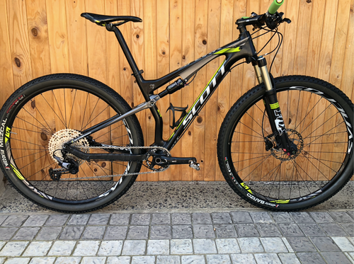 SCOTT SPARK 920 CARBON DUAL M 29ER PRE-OWNED MTB