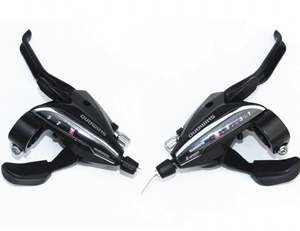 SHIMANO - EF65 BRAKE & SHIFTERS ( 3 X 7 0R 3 X 8 SPEED MODELS ) - Sportopia Cycles