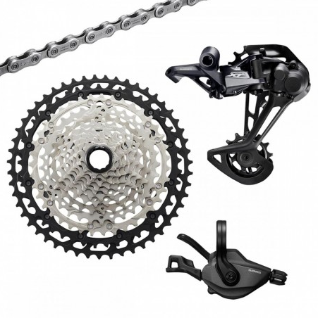 SHIMANO - XT M8000 12 SPEED UPGRADE KIT ( EXCLUDING CRANK,BB & BRAKES ) - Sportopia Cycles