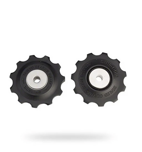 SHIMANO - 10 SPEED DERAILLEUR PULLEY SET - Sportopia Cycles