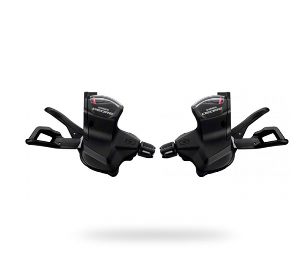 SHIMANO DEORE M6000 2/3X 10SP SHIFTERS - Sportopia Cycles