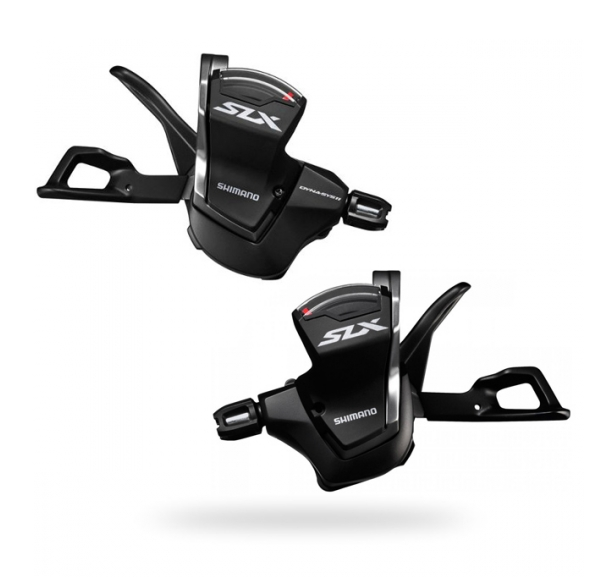 SHIMANO SLX M7000 CLAMP STYLE  11 SPD SHIFTER SET - Sportopia Cycles