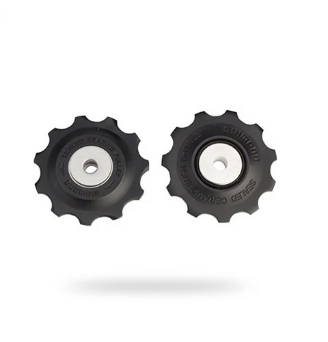 SHIMANO TENSION AND GUIDE PULLEY SET - Sportopia Cycles