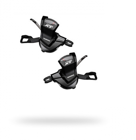 SHIMANO XT M8000-2 CLAMP STYLE  11 SPD SHIFTER SET - Sportopia Cycles