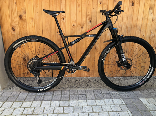 SILVERBACK STRATOS AL 1 MEDIUM 29ER PRE-OWNED MTB