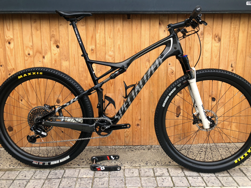 SPECIALIZED EPIC COMP CARBON  XL 29ER ( PRE-OWNED ) MTB