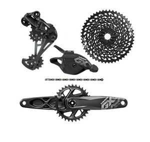 SRAM - GX EAGLE TRIGGER 1X12 UPGRADE KIT + CRANK ( EXCLUDING BB AND BRAKESET ) - Sportopia Cycles