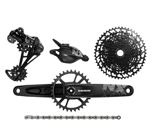 SRAM - NX EAGLE TRIGGER 1X12 UPGRADE KIT + CRANK ( EXCLUDING BB AND BRAKESET ) - Sportopia Cycles