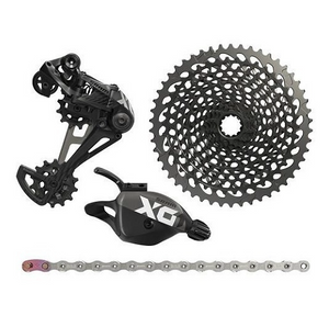 SRAM - X01 EAGLE TRIGGER 1X12 UPGRADE KIT ( EXCLUDING CRANKSET, BB AND BRAKESET ) - Sportopia Cycles