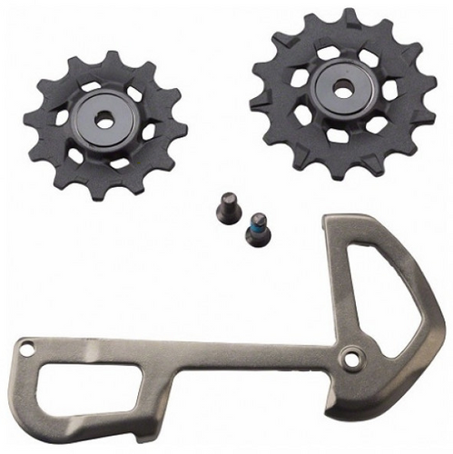 SRAM X01 EAGLE (R) DER PULLEY & INNER CAGE GREY - Sportopia Cycles