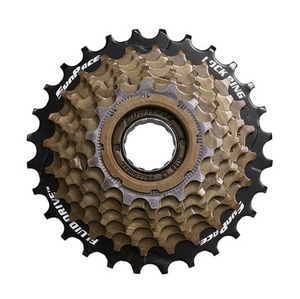 SUNRACE - 6 SPEED 14-28T CASSETTE - Sportopia Cycles