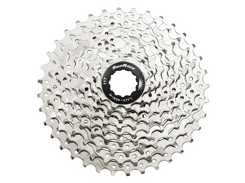 SUNRACE - 9 SPEED 11-25 CASSETTE - Sportopia Cycles