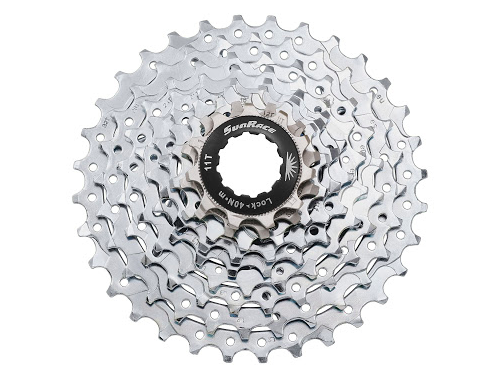 SUNRACE - RSO 10 SPEED ROAD 11/28T CASSETTE - Sportopia Cycles